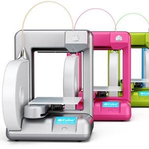 Cube 3D Drucker