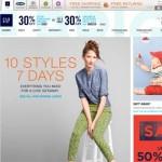 Gap.com Shop
