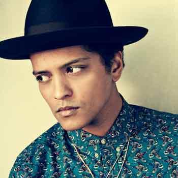 Bruno Mars bei GNTM 2013