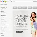 Ebay.de Mode-Shop