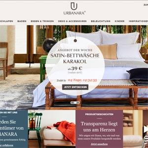 Urbanara.de Shop