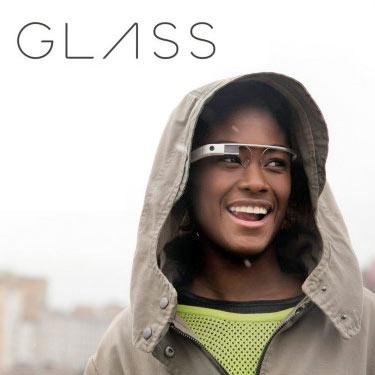 Google Glass Fashion App