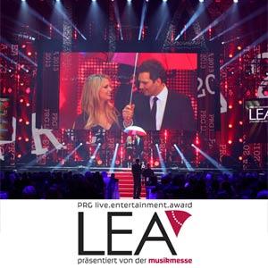 LEA Award 2014